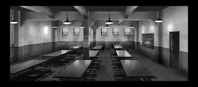Cafetería de la Prisión