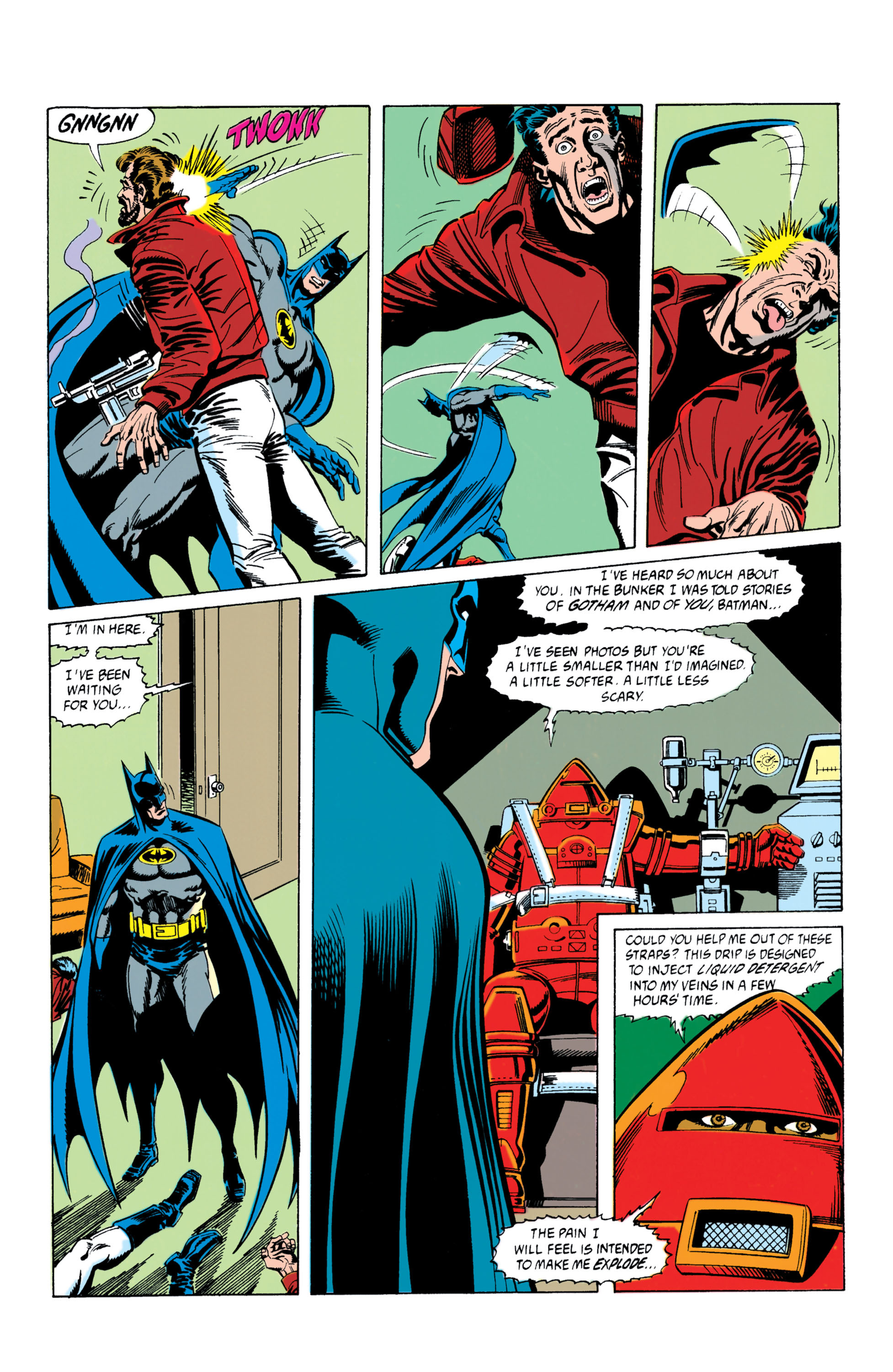 Detective Comics (1937) Issue #638 Page 13