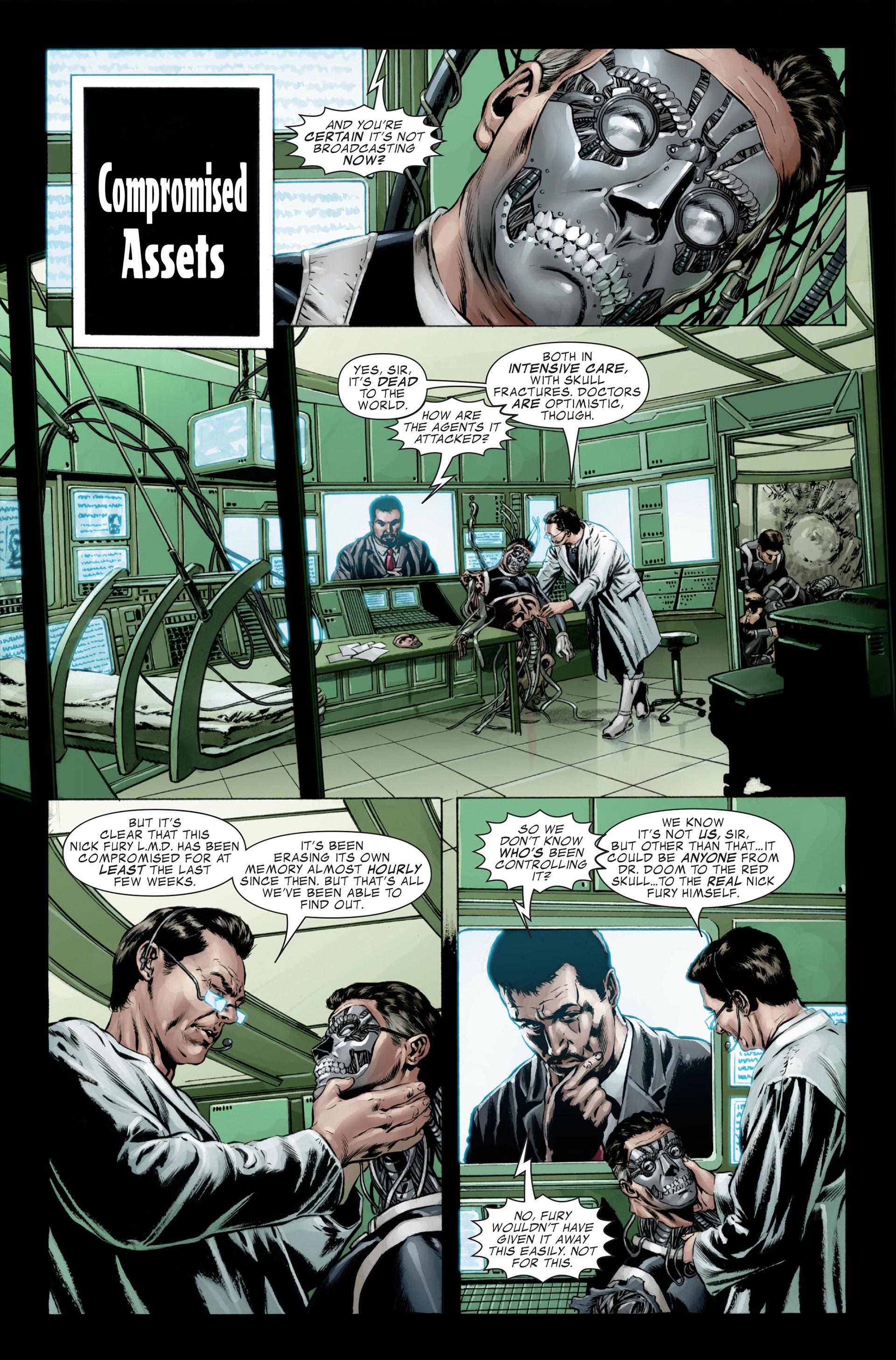 Captain America (2005) Issue #27 #27 - English 11