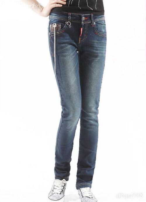 New Style Women Jeans Patterns & Colour Designs