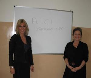 24 Maggio 2012FINE CORSO CFP (Aprile Maggio 2012)e STAFF A.I.C.I.