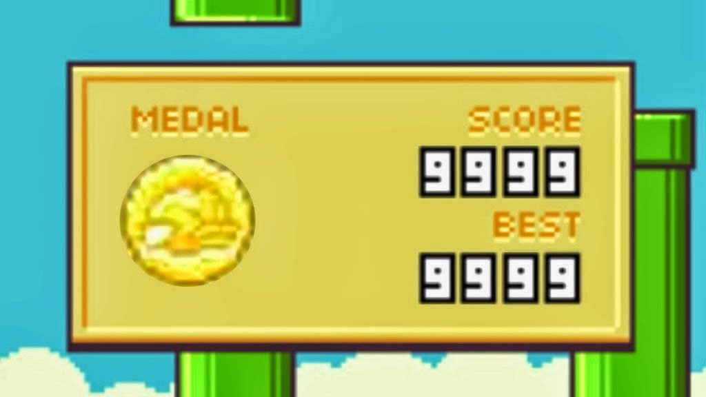 Flappy Bird Rekor Hilesi