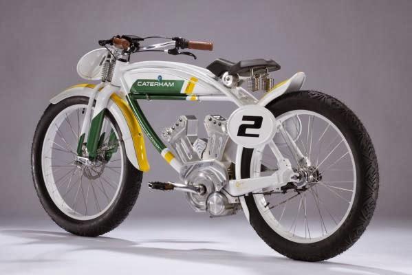 Caterham Motorcycles | Caterham Motorcycle Concept | Caterham Brutus 750 | 2014 Caterham Brutus 750