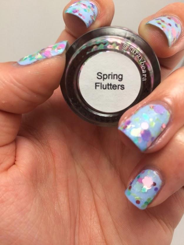 Essie Bikini so Teeny Kawaii Lacquer Spring Flutter Matte