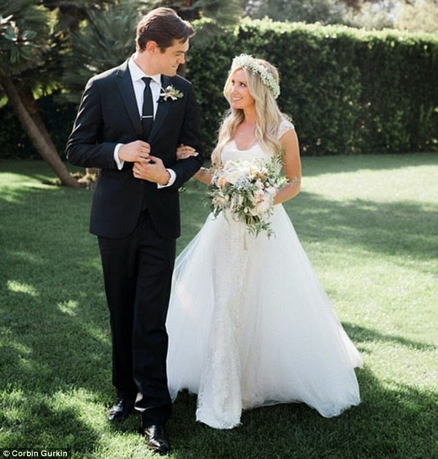 Ashley Tisdale Wedding, Ashley Tisdale marries