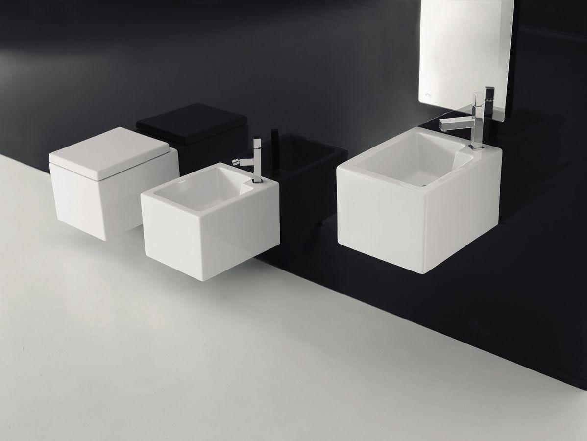 Bidet Para Baños Pequenos: / Blog de Decoración: Sanitarios, diseños para baños funcionales