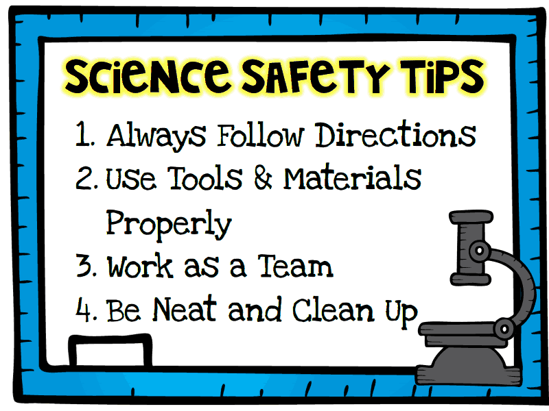 Public Service Announcements And Science Safety - Lessons - Tes Teach