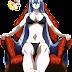 Akame Ga Kill! - Esdese Render Ecchi Bikini Feet