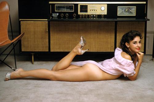 image Susie q vintage big boobs gogo dance tease
