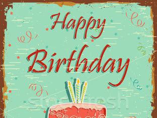 Feliz Cumpleaños nº1 Avenida A  =)