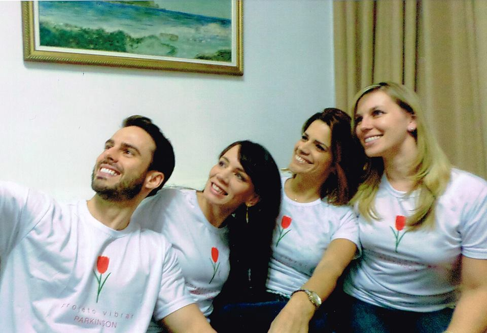 Manoel Ianzer poesia - apoia o projeto Vibrar com parkinson
