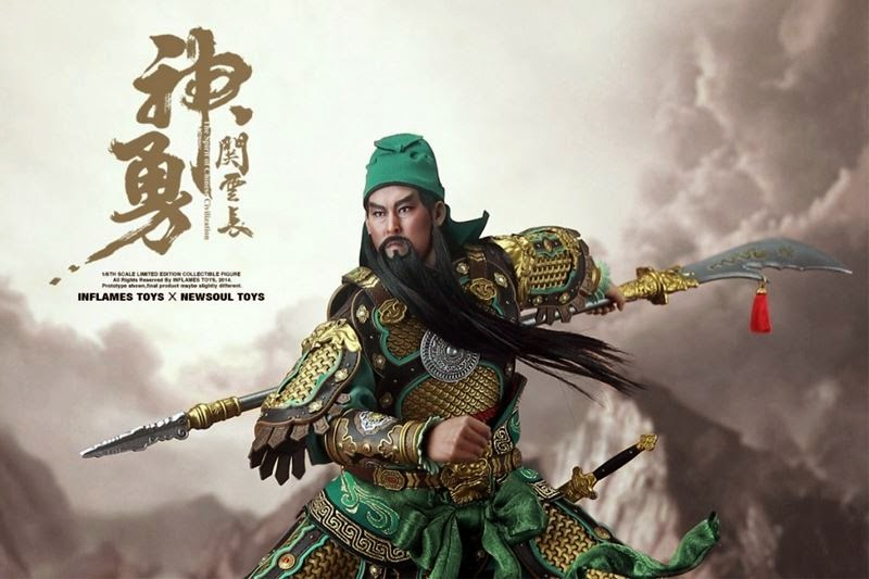 GUAN YU—The spirit of Chinese civilization