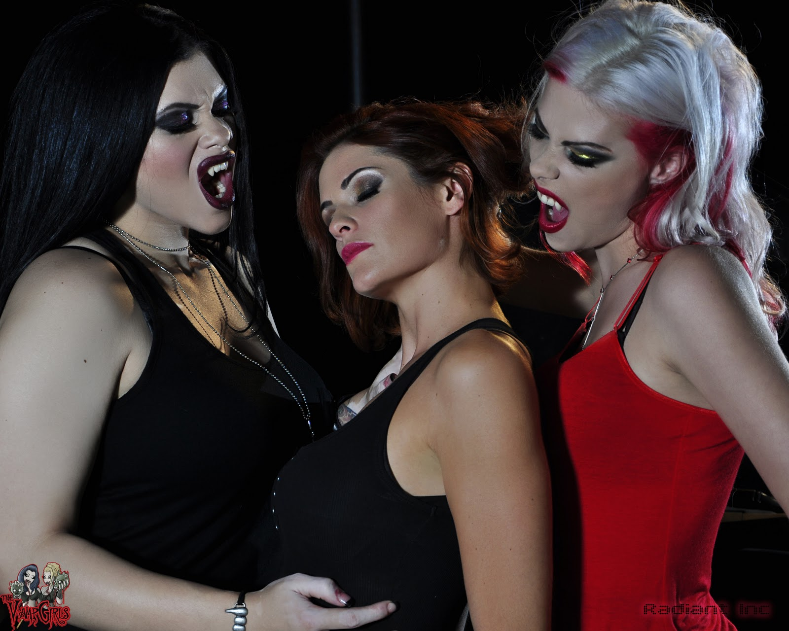 Hot female vampires photos xxx clip