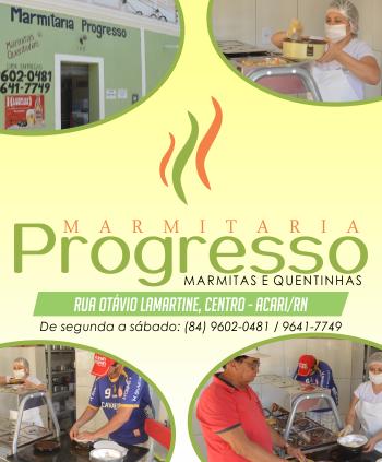 MARMITARIA PROGRESSO