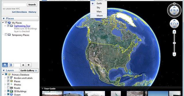 téléchargez google earth pour win8