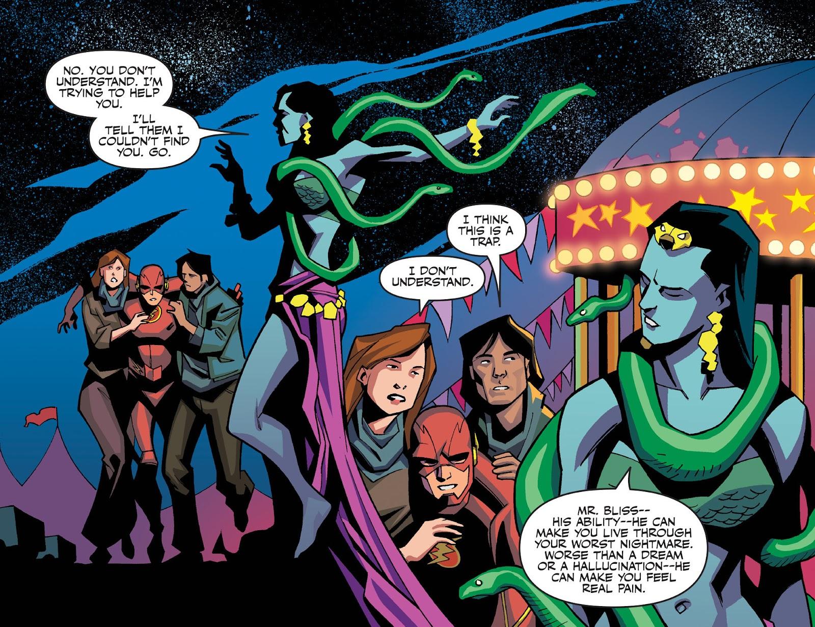 The Flash: Season Zero [I] Issue #6 #6 - English 13