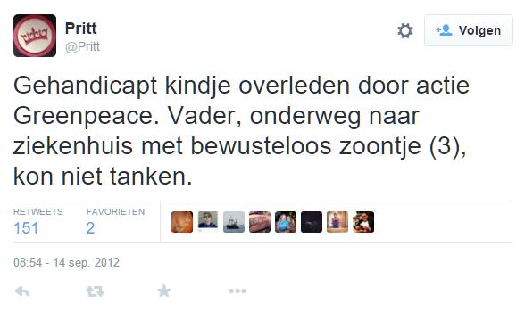 De intimidatie-tactiek van homohater Marck Burema alias @Pritt van @GeenStijl (#TMG)