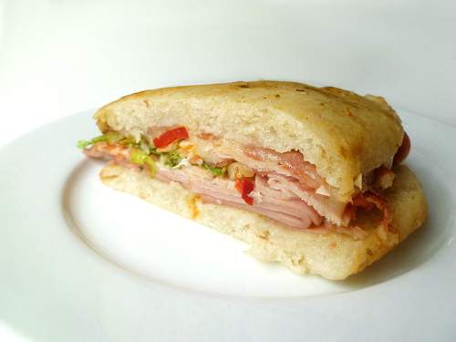 Over at S erious Eats , there's a daily feature called A Sandwich a ...