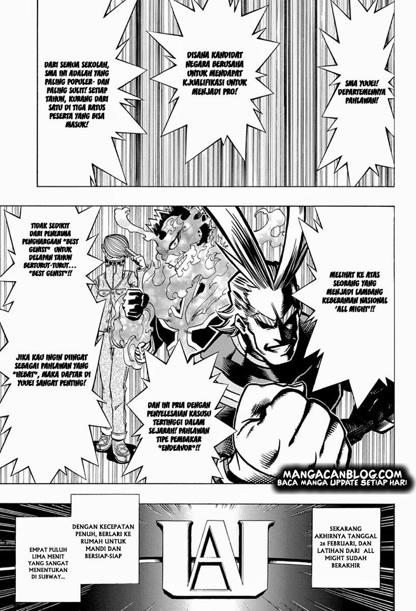 Dilarang COPAS - situs resmi www.mangacanblog.com - Komik boku no hero academia 003 - ujian masuk 4 Indonesia boku no hero academia 003 - ujian masuk Terbaru |Baca Manga Komik Indonesia|Mangacan