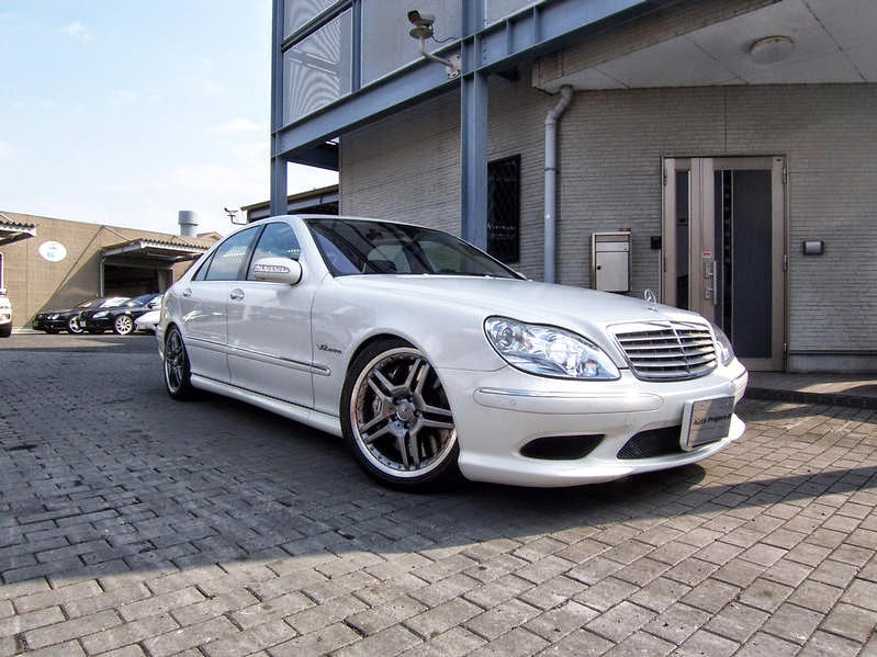 mercedes benz w220 s65 amg benztuning. Black Bedroom Furniture Sets. Home Design Ideas