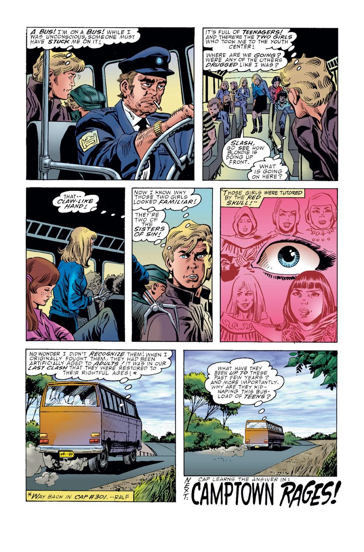 Captain America (1968) Issue #355 #288 - English 23