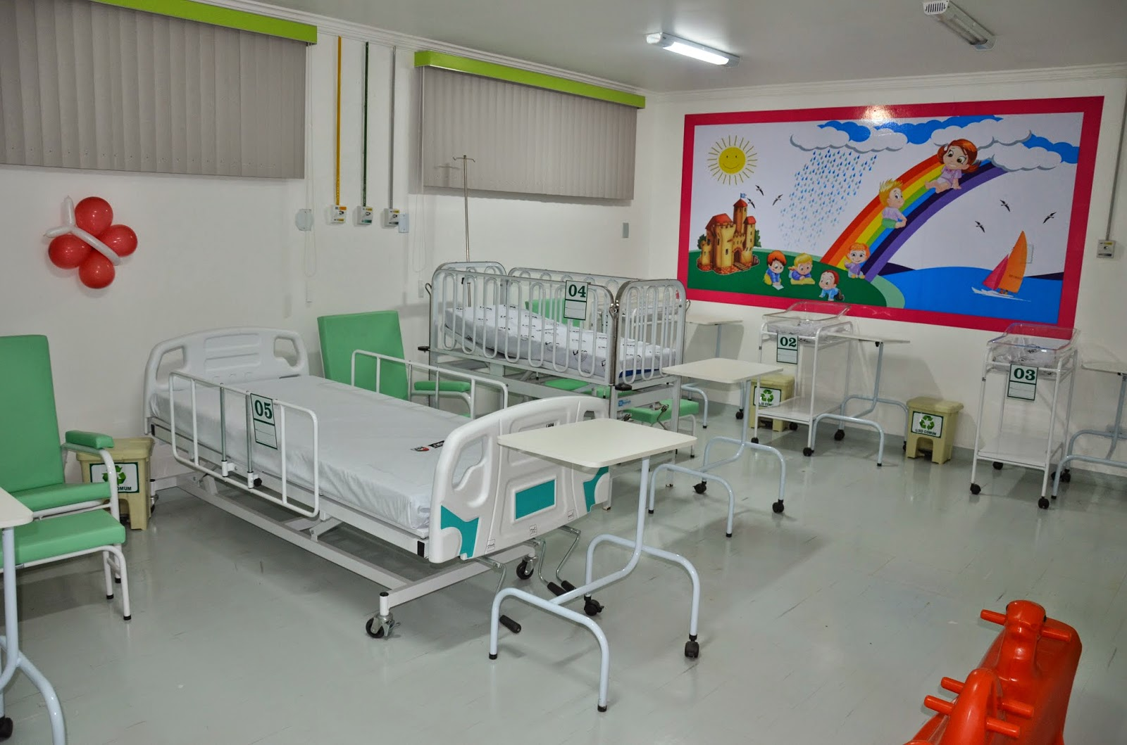 Sala De Estar Hospital ~ BOM JESUS DA LAPA PREFEITO EURES RIBEIRO ENTREGA HOSPITAL CARMELA