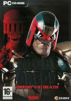 Judge Dredd: Dredd vs Death PC Cover