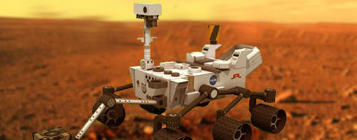 mars rover papercraft - photo #12