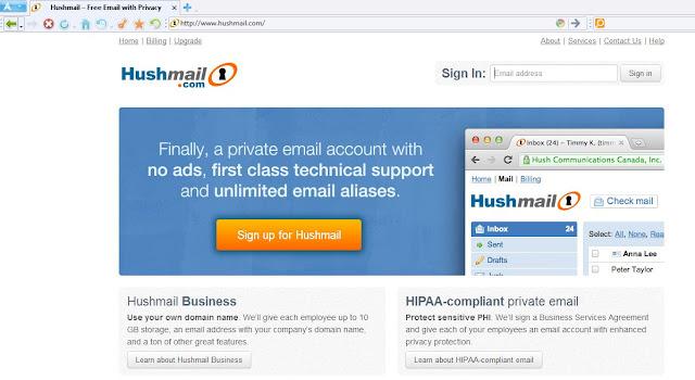 fazer email grátis