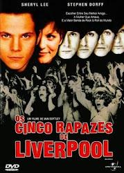 Backbeat – Os Cinco Rapazes de Liverpool Dublado Online