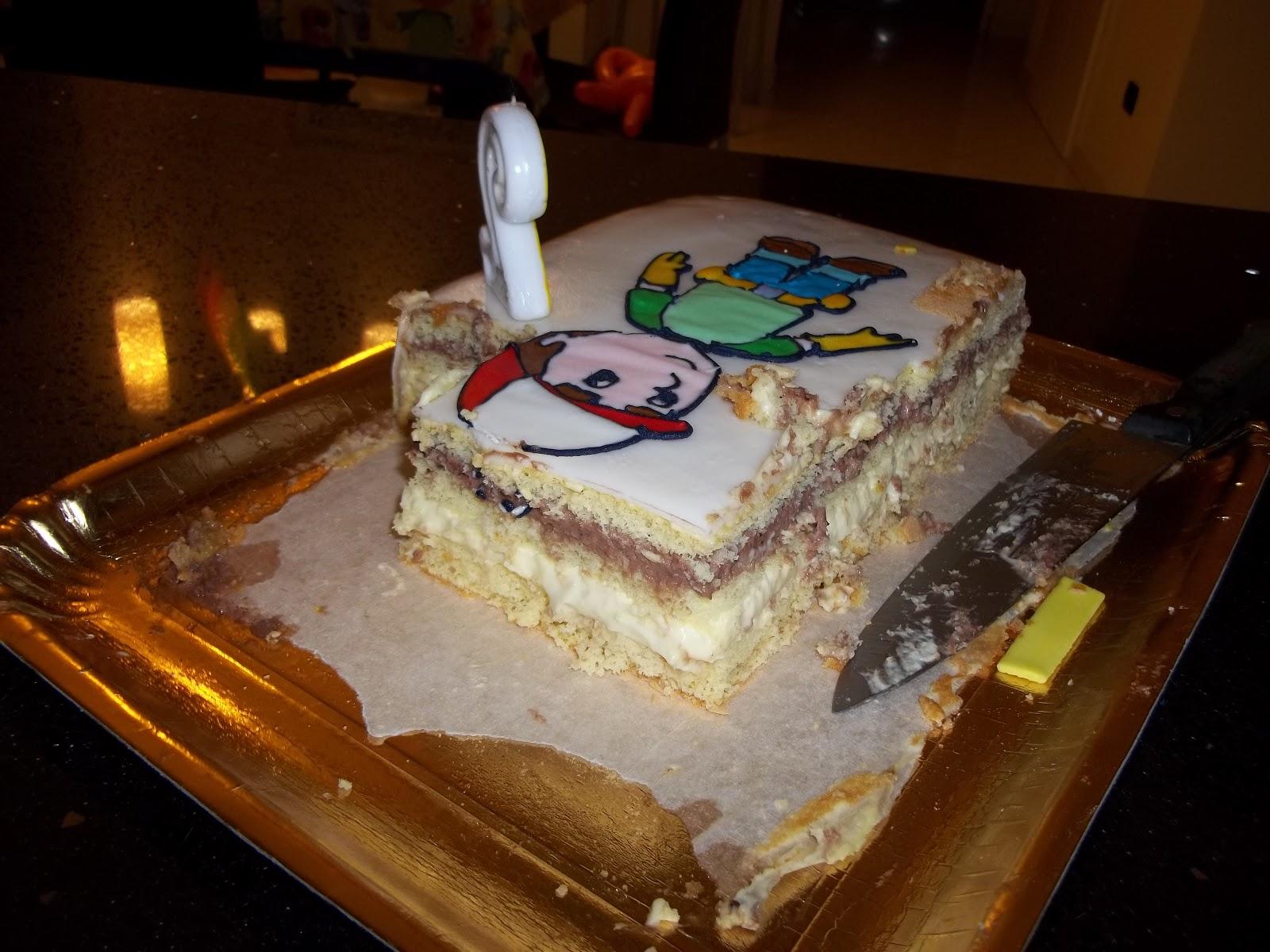 Le Torte di Lara: Torta handy manny