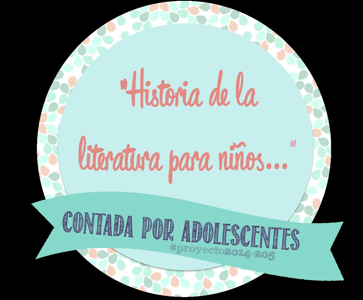 proyecto literatura para niños