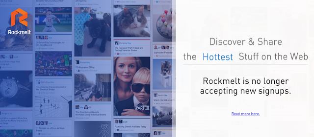 Yahoo buys Rockmelt, stoping services