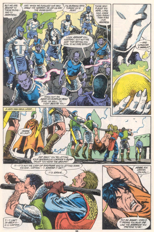Conan the Barbarian (1970) Issue #255 #267 - English 19