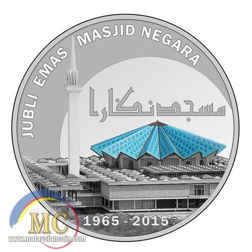 50 tahun Masjid Negara