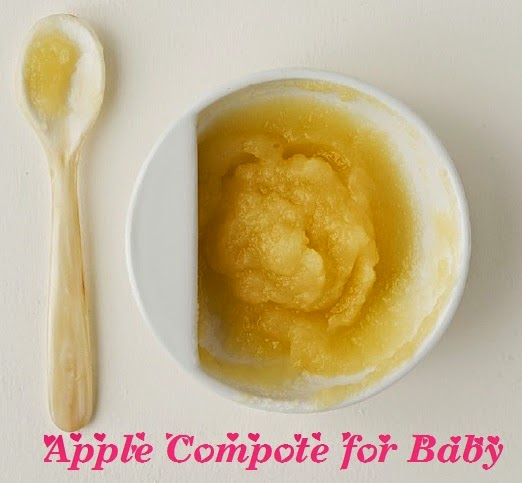 Easy Apple Compote
