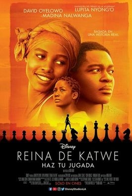 Nữ Hoàng Katwe - Queen of Katwe (2016)