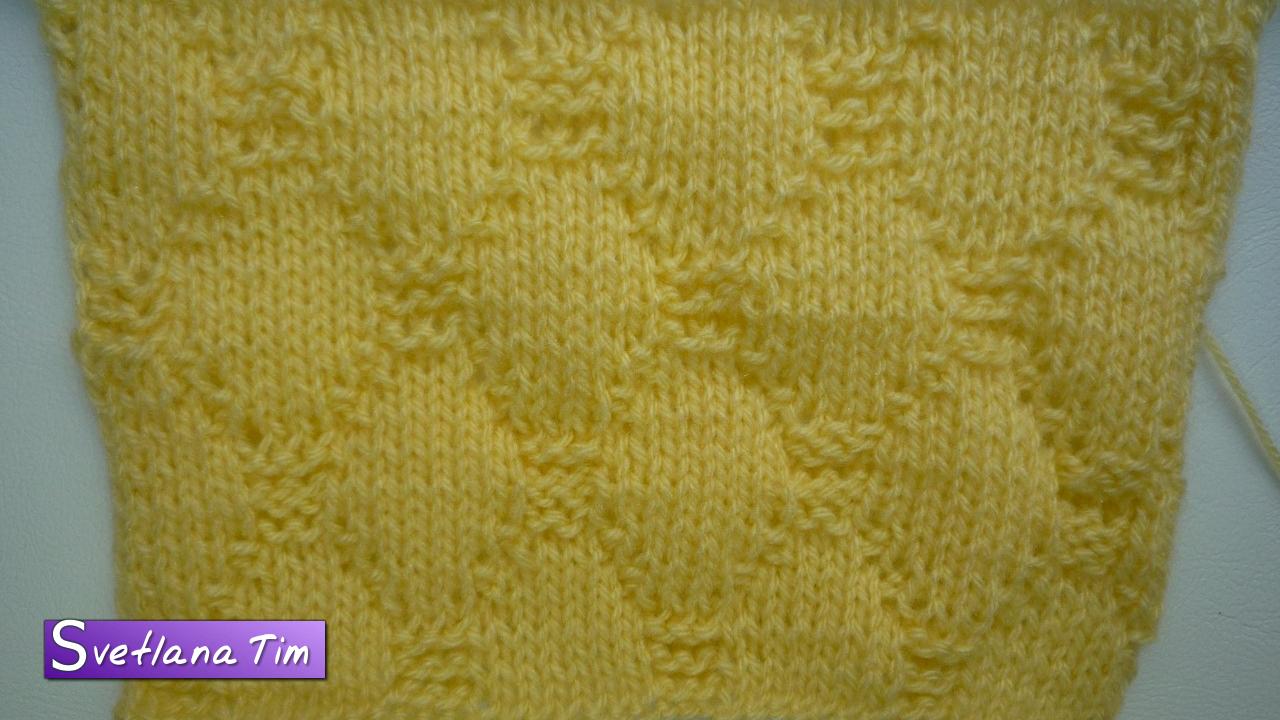 Вязание спицами. Схемы вязания, модели и узоры спицами 97