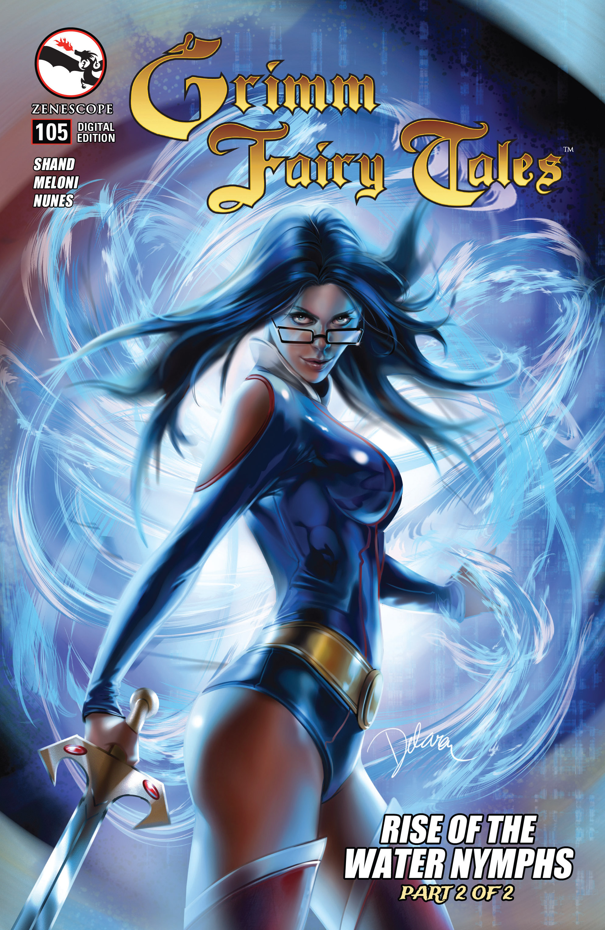 Grimm Fairy Tales (2005) Issue #105 #108 - English 1
