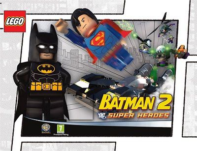 Legosurvey.com/batman2: Win cheat code in Lego Batman 2 Survey