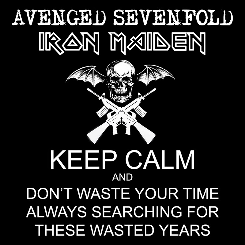 https://soundcloud.com/darkmorgoth/dj-morgoth-far-away-from-these-wasted-years-avenged-sevenfold-vs-iron-maiden