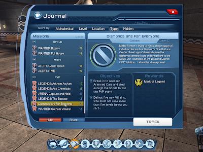 DC Universe Online - Diamond Heist Quest