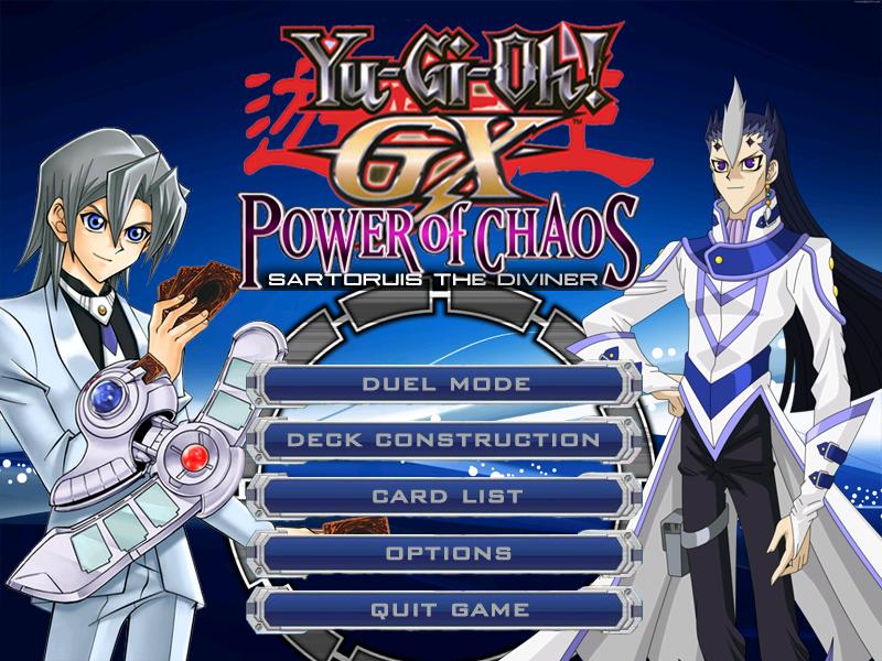 exazafPC Free Download : Free Download Yu-Gi-Oh! GX Power ...