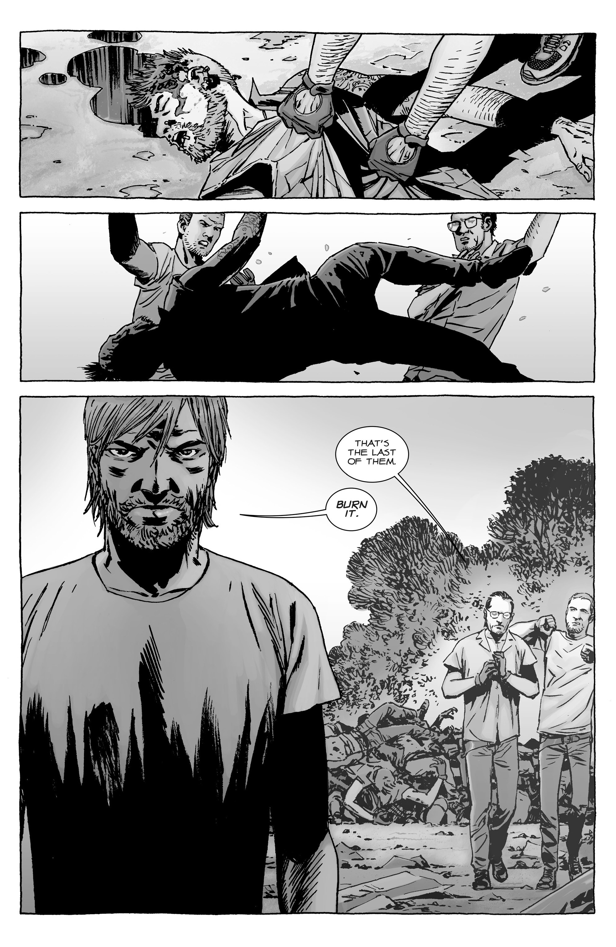 The Walking Dead Issue #119 Page 3