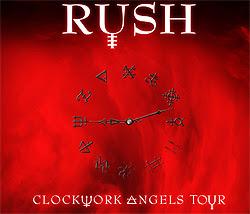 Gira por Europa de Rush en 2013