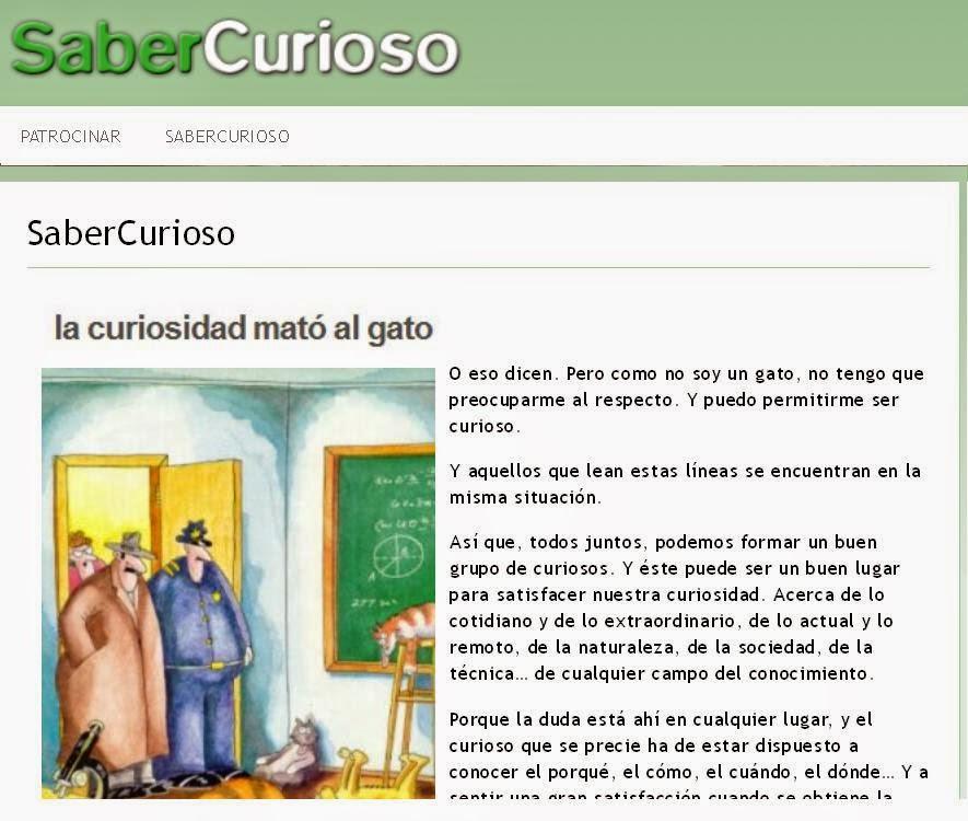 http://www.sabercurioso.es/