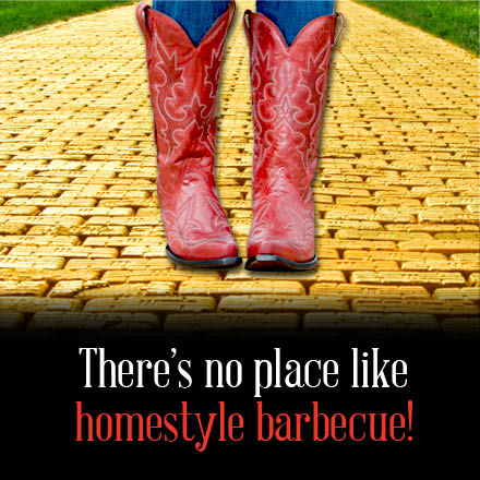 Homestyle Barbecue