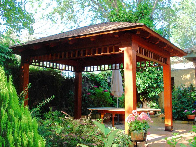 Gallart grupo el blog suelos y puertas de madera en - Cenadores de madera precios ...