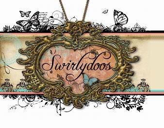 Guest Designer for Swirlydoos October 2014