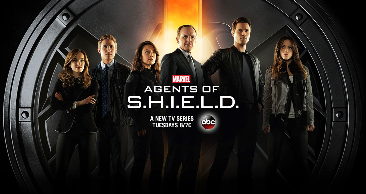 Marvels agents du shield